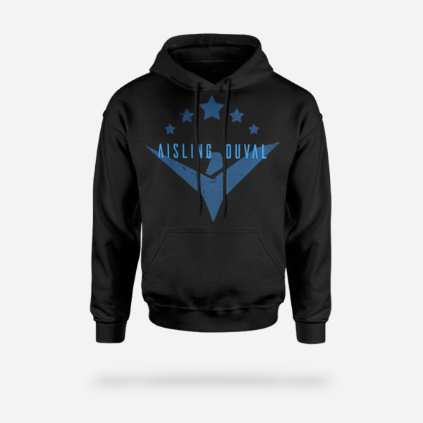 Aisling Duval Pullover Hoodie