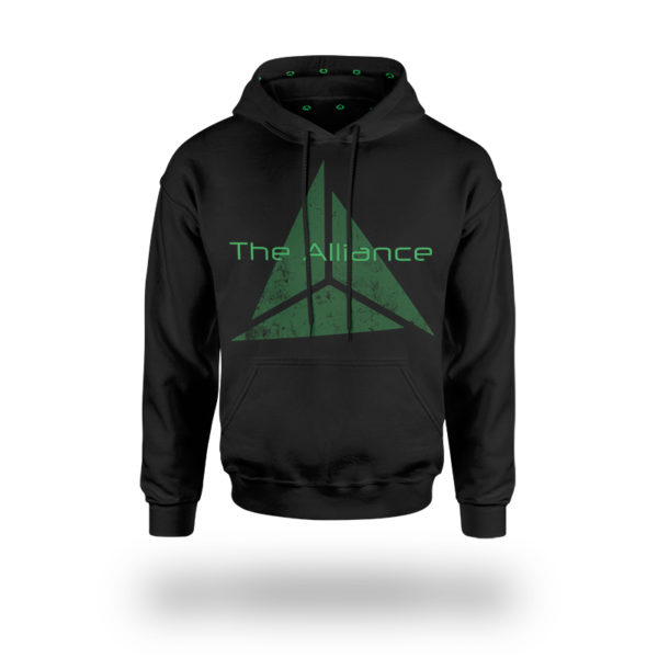 The Alliance Pullover Hoodie
