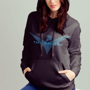 The Empire Pullover Hoodie