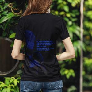 Elite Dangerous Zemina Torval T-Shirt