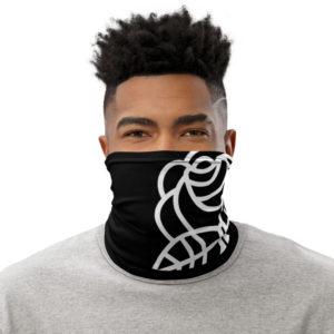 Democractic Socialists of America Black Neck Gaiter Face Mask