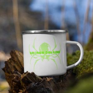 Elite Dangerous Archon Delaine Coffee Mug