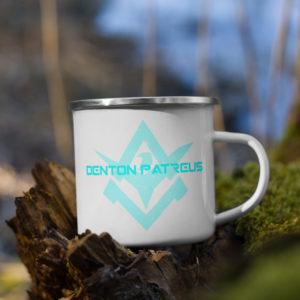 Elite Dangerous Denton Patreus Coffee Mug