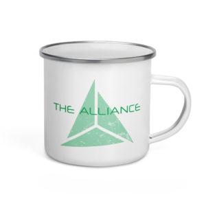 Elite Dangerous Alliance Coffee Mug