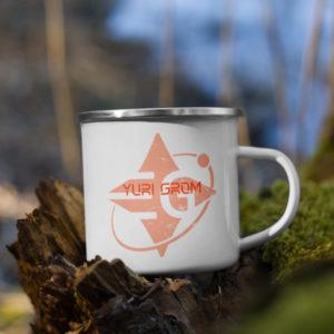 Elite Dangerous Yuri Grom Coffee Mug