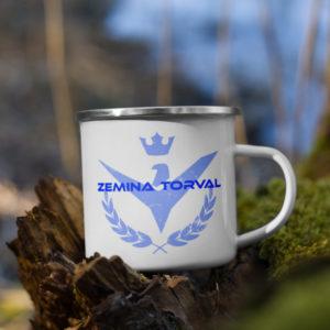 Elite Dangerous Zemina Torval Coffee Mug